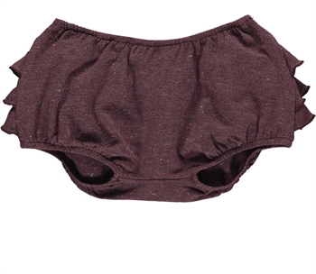 MarMar Celebration Glimmer Bloomers - Plum