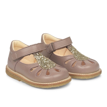 ANGULUS Begyndersandal m. Glimmer - Make-up