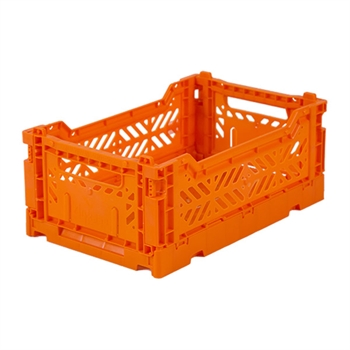 AYKASA Mini Foldekasse Orange