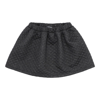 Christina Rohde Padded Dark Grey Skirt