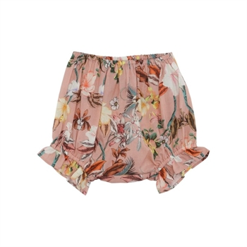 Christina Rohde Rose Floral Baby Shorts
