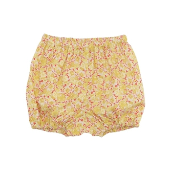 Christina Rohde Yellow Baby Shorts