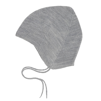 FUB Baby Hat Light Grey AW19