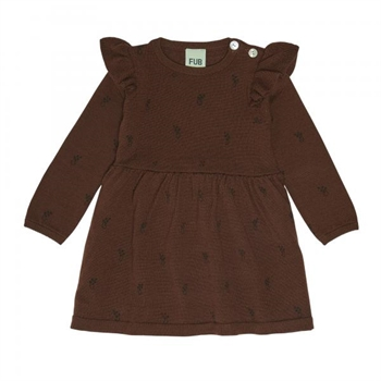 FUB Baby Dress Umber AW20