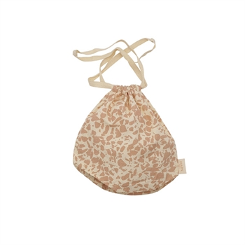 HAPS NORDIC Multibag Small - Terrazzo Warm Terracotta