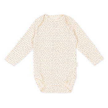 Konges Sløjd Body - Tiny Clover Beige