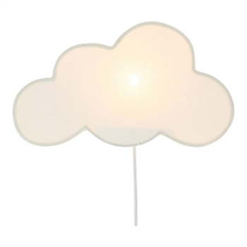 Konges Sløjd Cloud Fabric Lamp - White