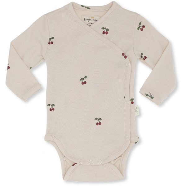 Konges Sløjd Newborn Body - Cherry Blush