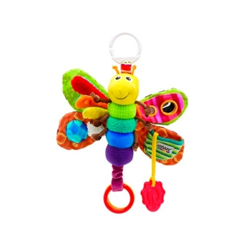 Lamaze Ildfluen Freddy Rangle