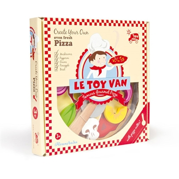 Le Toy Van Honeybake Pizza