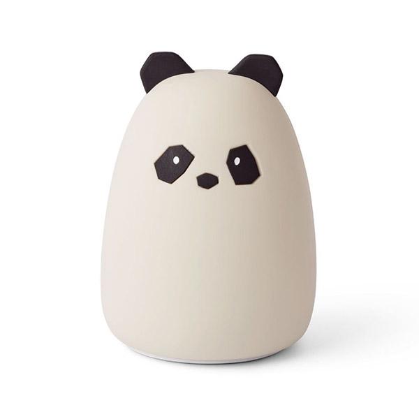 Liewood Natlampe - Panda Creme