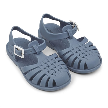 Liewood Sindy Badesandal - Blue Wave