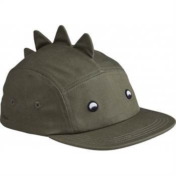 Liewood Rory Cap Dino - Faune Green