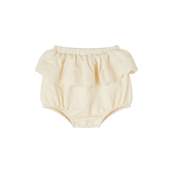 Lil' Atelier Flæse Bloomers - Turtledove
