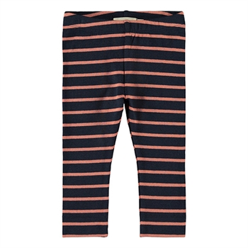 Lil' Atelier Stripe Leggings - Aragorn