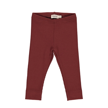 MarMar Celebration Modal Leggings - Cranberry