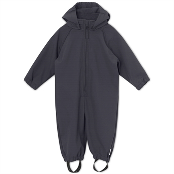 Mini A Ture Softshell Arno Suit Blue Nights