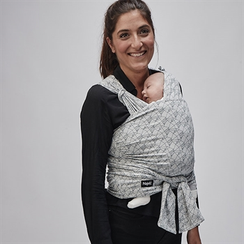 Najell Wrap - Sharp Grey