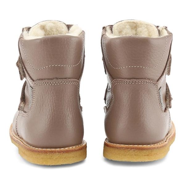 4ac3833c3058 Køb rosa brun TEX vinterstøvle med foer fra ANGULUS her.