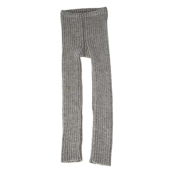 esencia Rib Leggings i Alpaca - Dove
