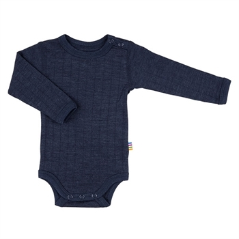 Joha Body Uld/Silke - Navy