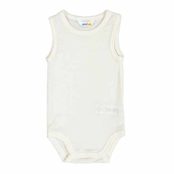 Joha Sleeveless Body Uld - Natur