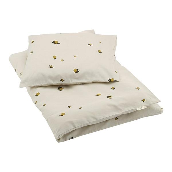 junior sengetøj mål Lemon junior sengetøj fra Konges Sløjd   Parcellet.dk junior sengetøj mål