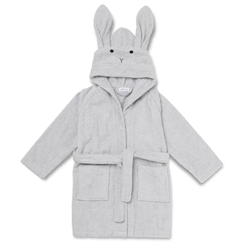 Rabbit Badekåbe Dumbo Grey - Liewood