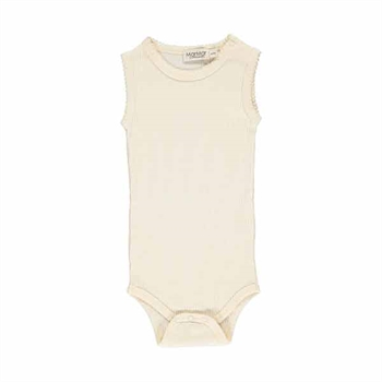 MarMar Modal Sleeveless Body Off-White