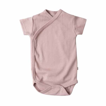 Minimalisma Malmö Wrap Body - Dusty Rose