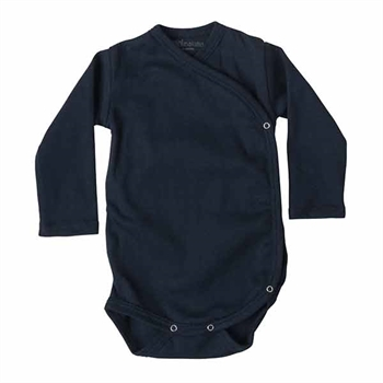 Minimalisma Morris Wrap Body - Dark Blue