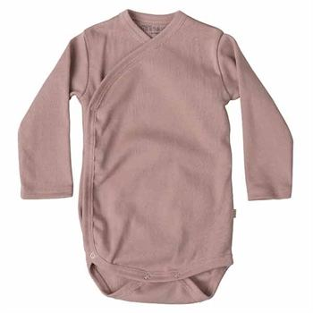 Minimalisma Morris Wrap Body - Dusty Rose