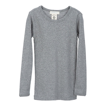 Serendipity Slim Tee Grey