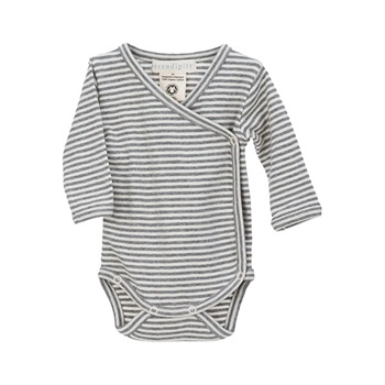 Serendipity Newborn Body Grey/Ecru