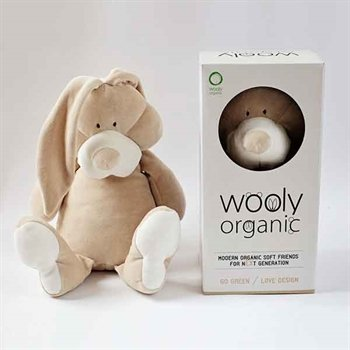 Wooly Organic Bunny - Stor