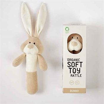 Wooly Organic Bunny Rangle