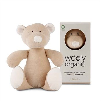 Wooly Organic Teddy - Lille
