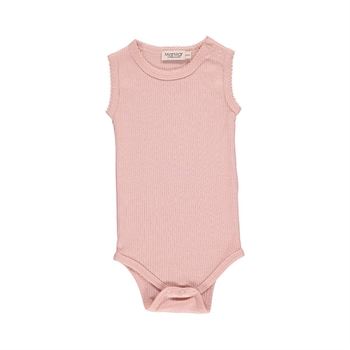 MarMar Modal Sleeveless Body - Rosa