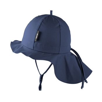 Pure Pure Mini Solhat m. Rund Skygge - Navy