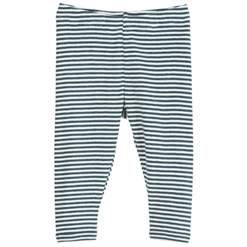 Serendipity Atlantic/Offwhite Baby Leggings
