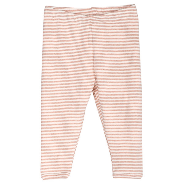 Serendipity Clay/Offwhite Baby Leggings