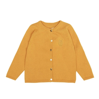 Soft Gallery Baby Cardigan Golden Glow