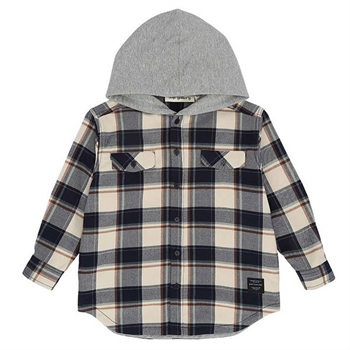 Soft Gallery Emerson Shirt Green Check