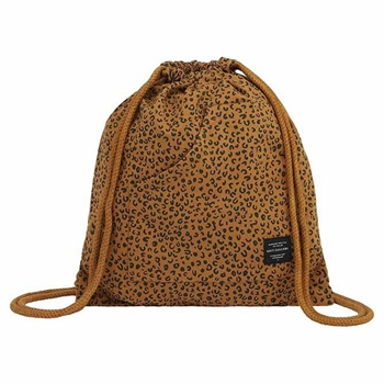 Soft Gallery Gymbag Golden Brown Leospot