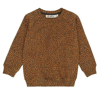 Soft Gallery Golden Brown Sweatshirt Leospot