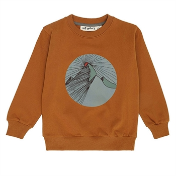 Soft Gallery Pumpkin Spice Sweatshirt Mountain