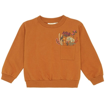 Soft Gallery Pumpkin Spice Sweatshirt Bouquet