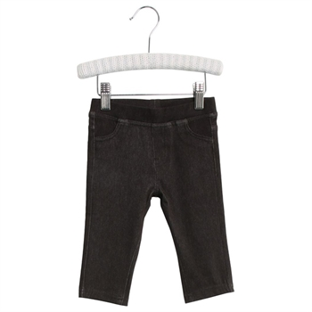 Wheat Charcoal Baby Jeggings