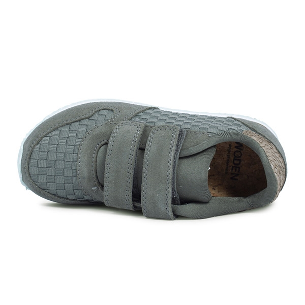 735dffcadfe Køb grå sneakers til børn fra Woden Kids her.