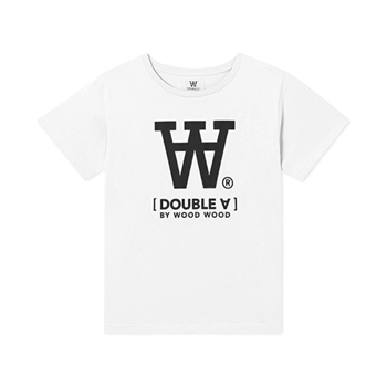 Wood Wood Double A T-shirt White